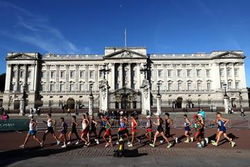 The 50km race walk at the IAAF World Championships London 2017 (Getty Images)