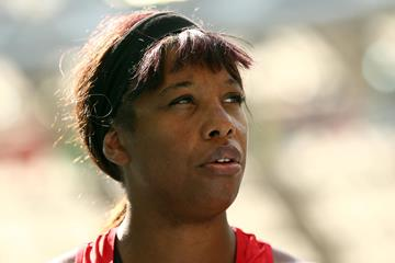 US discus thrower Gia Lewis-Smallwood (Getty Images)