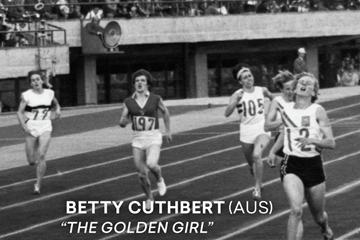 Betty Cuthbert (AUS) ()