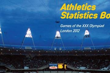 London 2012 Athletics Statistics Handbook (IAAF)