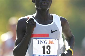 Paul Kirui of Kenya (PhotoRun.net)