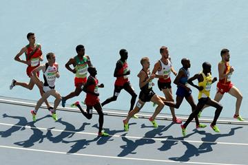 The men's 3000m steeplechase heats at the Rio 2016 Olympic Games (Getty Images)
