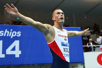 Richard Kilty - Teeside tornado ()