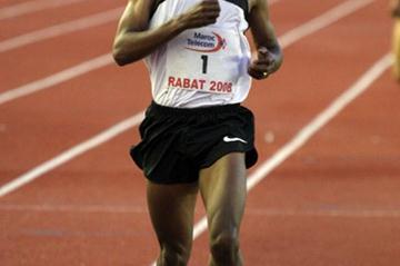 Kenenisa Bekele cruises to a 5000m victory in Rabat (Miloud Stira)
