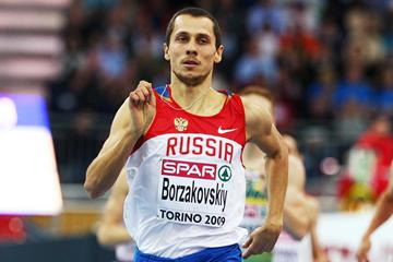 Yuriy Borzakovskiy of Russia (Getty Images)