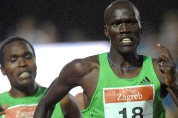 Nixon Chepseba improves to 3:30.94 in Zagreb (Zagreb organisers)
