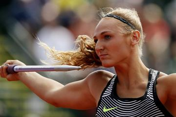 US javelin thrower Maggie Malone (Getty Images)