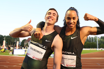 IAAF: Shubenkov and Duplantis victorious in Montreuil ...
