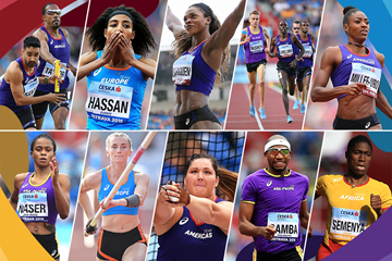 The top 10 moments from the IAAF Continental Cup Ostrava 2018 (Getty Images)