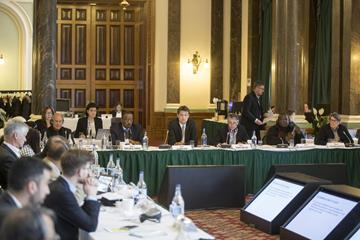 IAAF Council Meeting in Birmingham (IAAF)