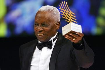 Dr Woldemeskel Kostre, recipient of the 2006 IAAF Coaches' Award  (Getty Images / AFP)