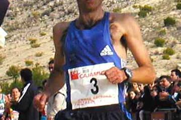 Roncero heads for victory in Yecla (Pascual Aguilera - El Faro - for the IAAF)