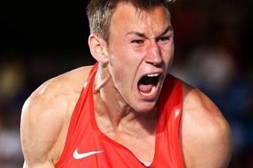 Niklas Kaul at the IAAF World Youth Championships, Cali 2015 (Getty Images)