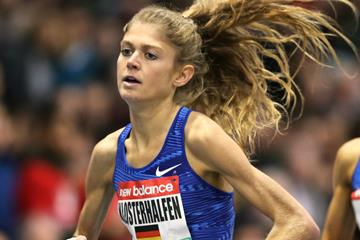 German distance runner Konstanze Klosterhalfen (Getty Images)