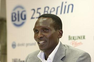 Paul Tergat in Berlin (Victah Sailer)
