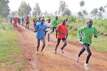 Iten, Kenya (Athletics Kenya)