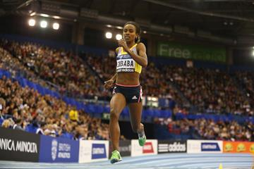 Genzebe Dibaba ()