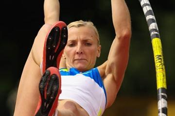 Anna Rogowska winning in Warsaw (Piotr Mieszkowski)