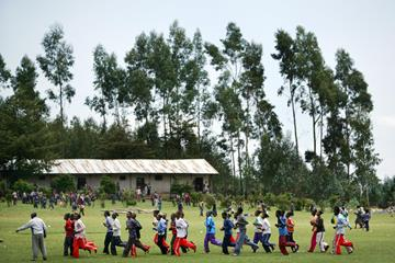 Bekoji, Ethiopia - 'Town of Runners' (Getty Images for the IAAF)