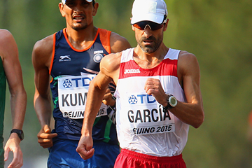 Spanish race walker Jesus Angel Garcia (Getty Images)