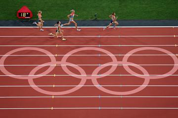 Jessica Ennis 2012 800m ()