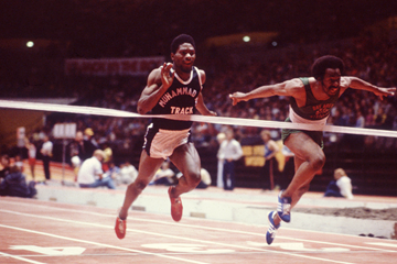 US sprinter Houston McTear (Getty Images)