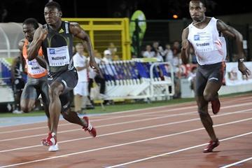 Steve Mullings on his way to victory in  Rovereto (Daniele Mosna)