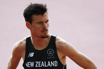New Zealand distance runner Zane Robertson (Getty Images)