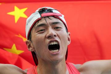 Chinese race walker Chen Ding (Getty Images)