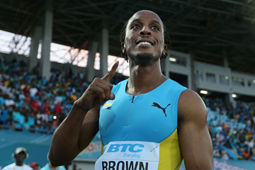 Chris Brown World Relays ()