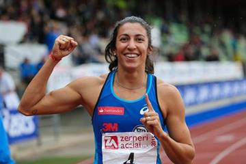 Vanessa Spinola at the 2016 Multistars Trofeo Zerneri Acciai in Florence (Organisers)