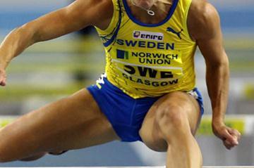 Quick start for Susanna Kallur in Glasgow (Getty Images)