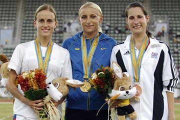 IAAF: Krevsun runs world season's best 1:57.63 – World ...