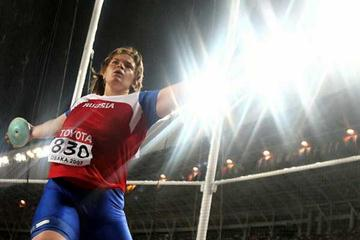 "IAAF: Discus giant Pishchalnikova is ""a bit of an ..."