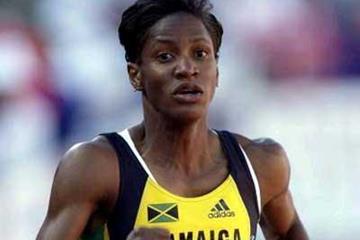 Deon Hemmings of Jamaica (Getty Images)