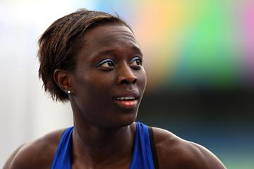 French sprinter Myriam Soumare (Getty Images)