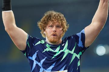 US shot putter Ryan Crouser (AFP / Getty Images)