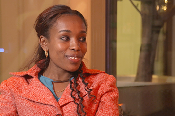 Almaz Ayana on IAAF Inside Athletics (IAAF)