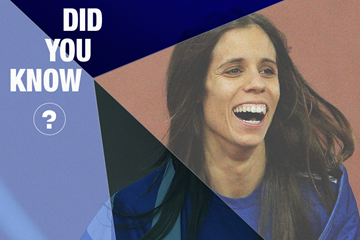 Did you know Ekaterini Stefanidi ()