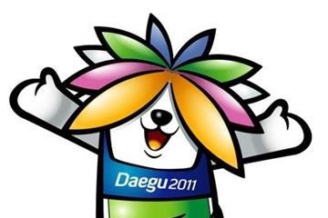 MASCOT - IAAF World Championships in Athletics, Daegu 2011 (LOC)