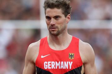 German pole vaulter Bjorn Otto (Getty Images)
