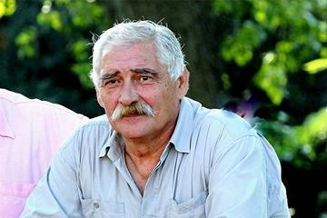 Hungarian javelin thrower Ferenc Paragi (HAA)