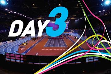 IAAF World Indoor Championships Birmingham 2018 hub pic day 3 (Matt Quine)