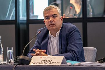 ConSudAtle President Helio Gesta de Melo (Philippe Fitte)