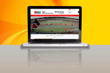 The LOC's website for the IAAF World U18 Championships Nairobi 2017 (IAAF)
