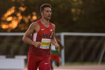 Scott Filip at the 2016 Pan American Combined Events Cup (Brian Rouble / organisers)