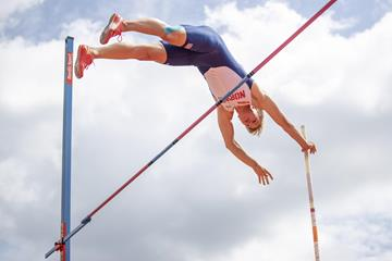 Norwegian decathlete Markus Rooth (Getty Images)