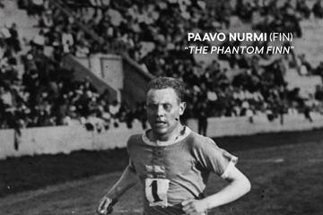 Paavo Nurmi (FIN) ()