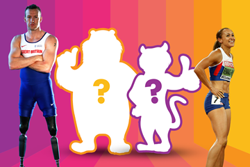 London 2017 Mascot Design Competition Launch poster (organisers)
