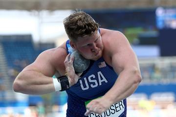 Ryan Crouser at the Rio 2016 Olympic Games (Getty Images)